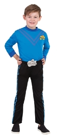Anthony Wiggle Deluxe Costume (Blue) - Size 3-5