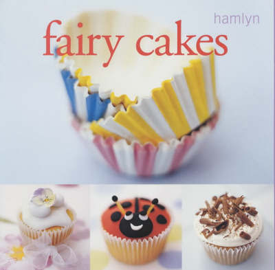 Fairy Cakes by Joanna Farrow image
