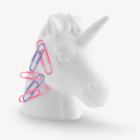 Unicorn - Paperclip Holder
