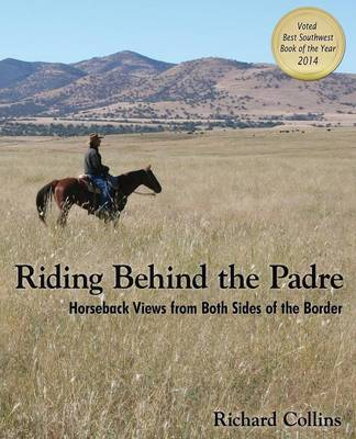 Riding Behind the Padre by Richard Collins image