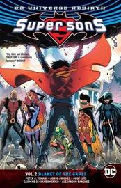 Super Sons Volume 2: Rebirth by Peter J Tomasi