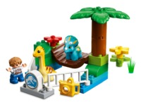 LEGO DUPLO: Gentle Giants Petting Zoo (10879) image