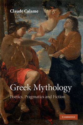 Greek Mythology by Claude Calame image