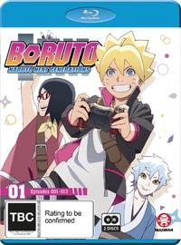 Boruto: Naruto Next Generations - Part 1 (Eps 1-13) on Blu-ray image