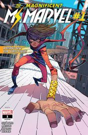 Magnificent Ms Marvel - #1 by Saladin Ahmed