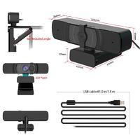 Gorilla Gaming HD 1080P Stream Webcam for