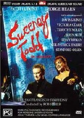 Sweeny Todd - In Concert on DVD