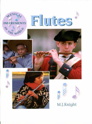 Flutes by M.J. Knight
