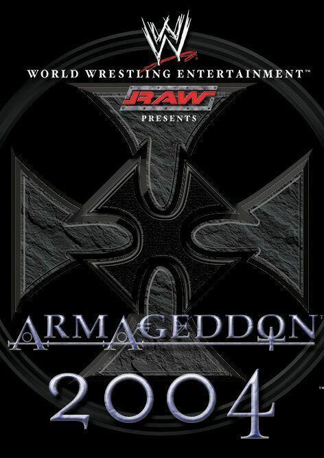 WWE - Armageddon 2004 on DVD