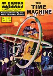 Time Machine, The by H.G.Wells