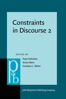 Constraints in Discourse 2