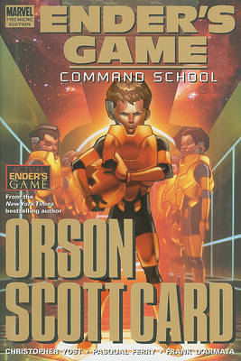 Ender's Game: Command School image