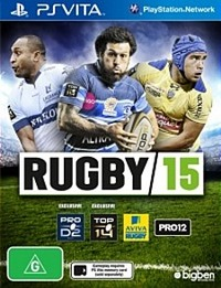Rugby 15 for Vita