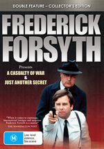Frederick Forsyth - Double Feature (Casualty Of War / Just Another Secret) on DVD