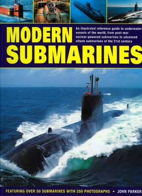 Modern Submarines by John Parker image