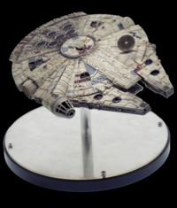 Star Wars: Millennium Falcon Die Cast Replica