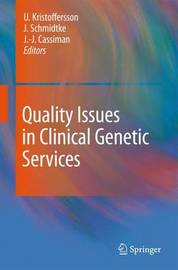 Quality Issues in Clinical Genetic Services image