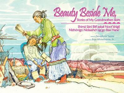 Beauty Beside Me: Stories of My Grandmother's Skirts by Stories of My Grandmother's Skirts image
