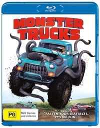Monster Trucks on Blu-ray