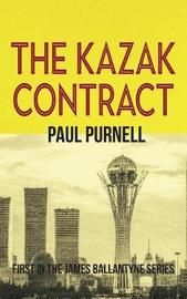 The Kazak Contract by Paul Purnell image