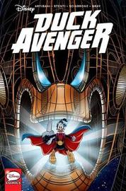 Duck Avenger New Adventures, Book 2 by Rodolfo Cimino