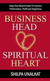 Business Head, Spiritual Heart by Shilpa Unalkat image