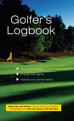 Golfer's Logbook by Lee Pearce image