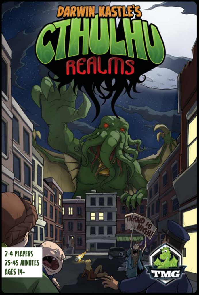 Cthulhu Realms - Card Game image