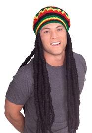 Rubie's - Rasta Wig with Cap (Adult)