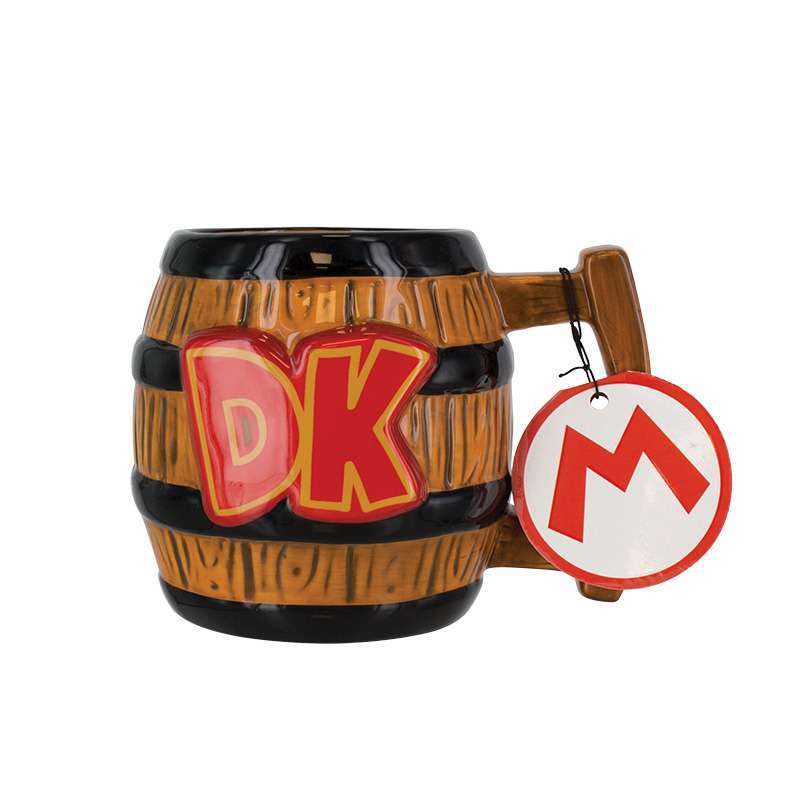Donkey Kong Shaped Mug image