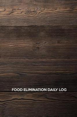 Food elimination daily log by Maxwell Cordone