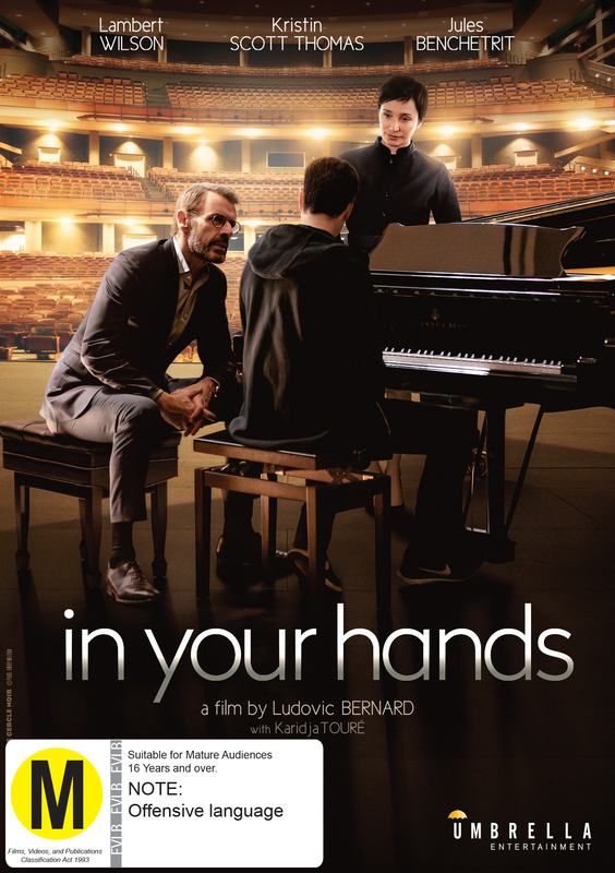 In Your Hands on DVD