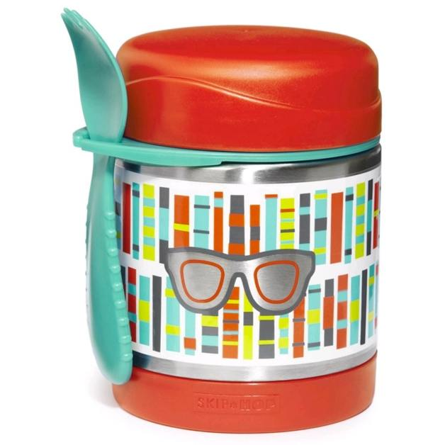 Skip Hop: Forget Me Not Insulated Food Jar Specs