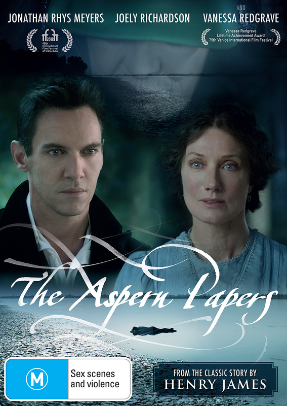 The Aspern Papers on DVD