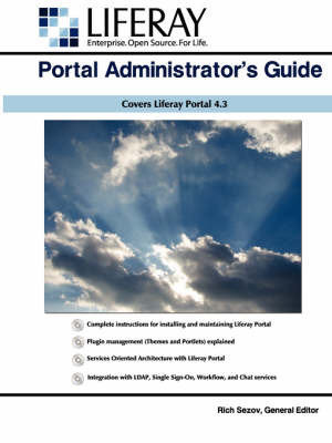 Liferay Administrator's Guide by Rich Sezov image