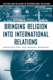 Bringing Religion Into International Relations image