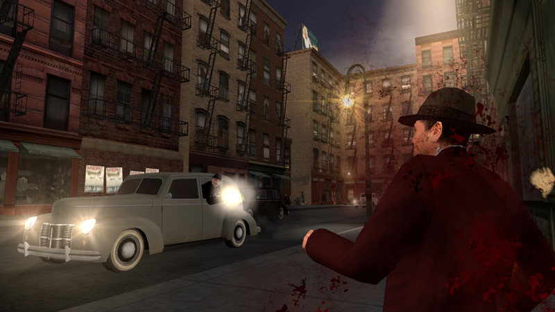 The Godfather: The Game for Xbox 360 image