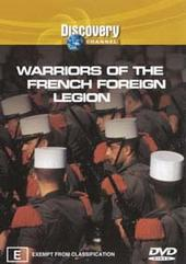 Warriors of The French Foreign Legion on DVD