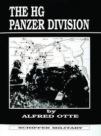 The HG Panzer Division by Alfred Otte image