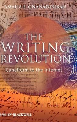 The Writing Revolution by Amalia E. Gnanadesikan image