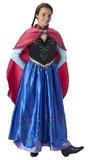 Disney Frozen: Adult Anna Costume (Small)