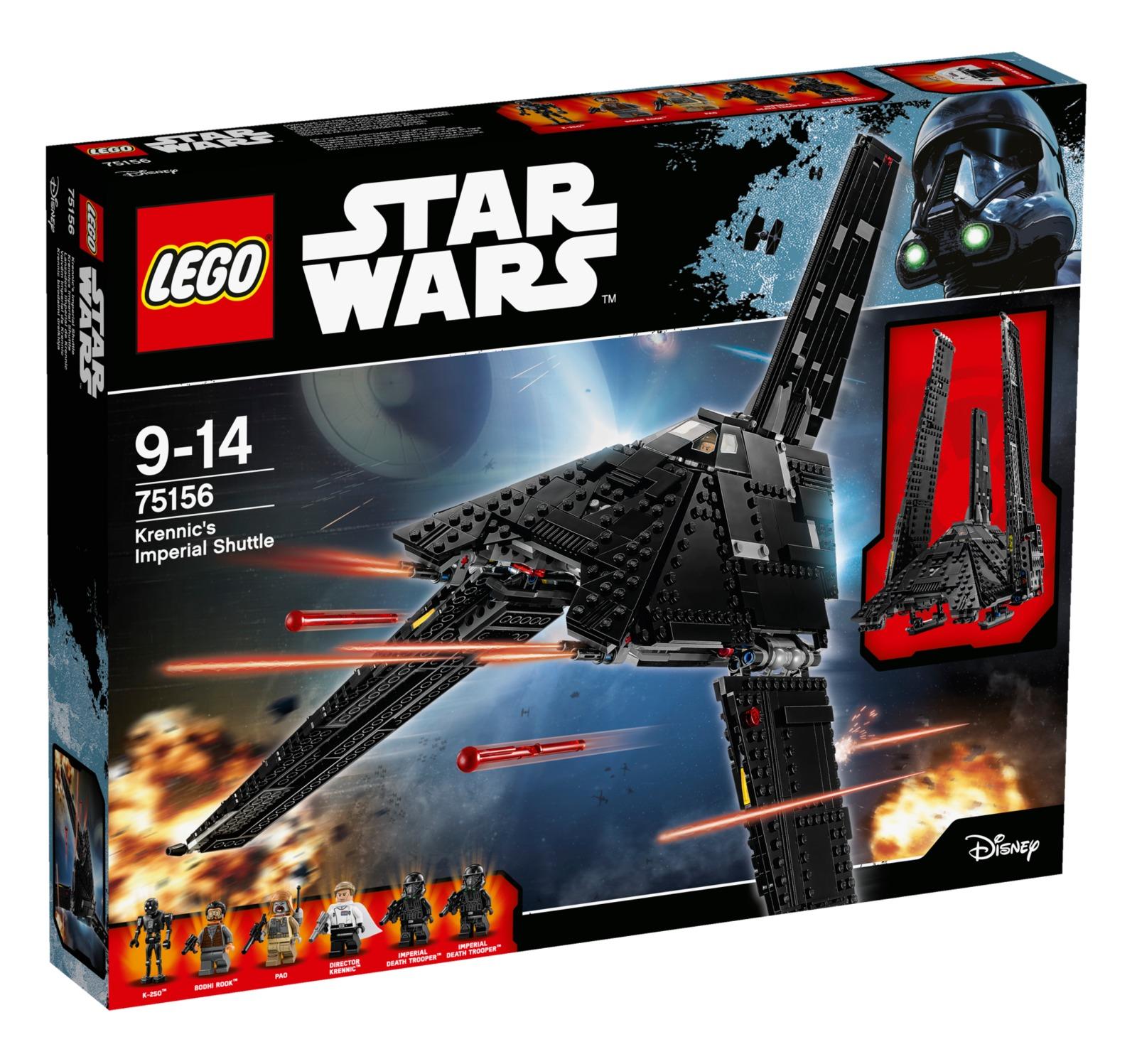 LEGO Star Wars: Krennic's Imperial Shuttle (75156) image