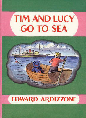 Tim and Lucy Go to Sea by Edward Ardizzone image