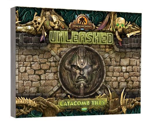 Iron Kingdoms: Full Metal Fantasy RPG: Unleashed - Catacomb Tiles image