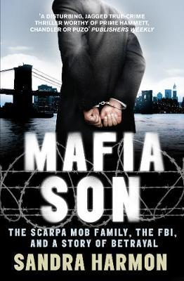 Mafia Son by Sandra Harmon image