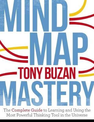 Mind Map Mastery by Tony Buzan image