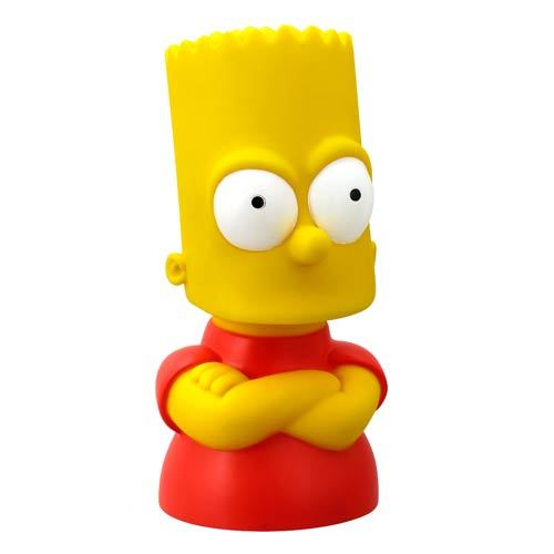 The Simpsons - Bart Simpson Bust Bank image