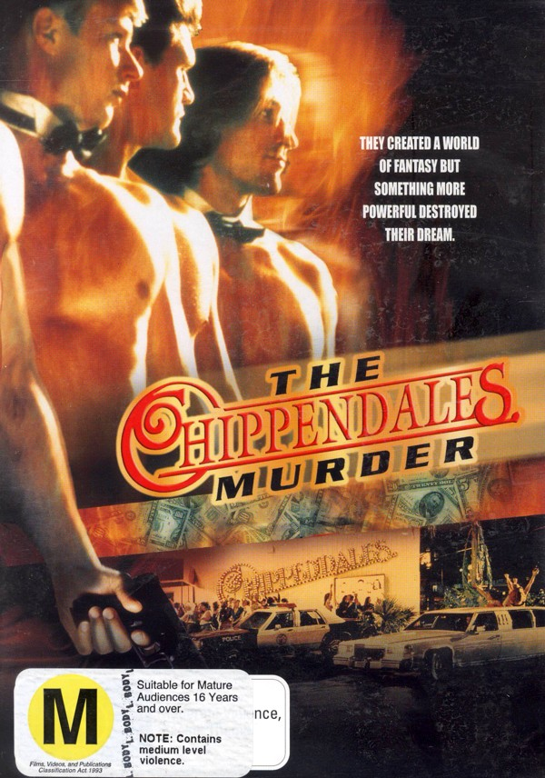 Chippendales Murder on DVD image