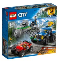LEGO City: Dirt Road Pursuit (60172)