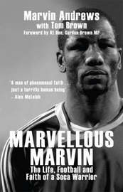 Marvellous Marvin by Marvin Andrews image